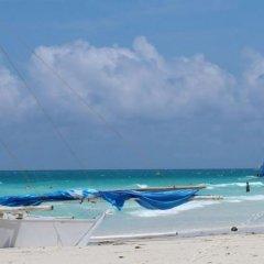 Отель M.N. Boracay Lodge Inn Филиппины, остров Боракай - отзывы, цены и фото номеров - забронировать отель M.N. Boracay Lodge Inn онлайн пляж