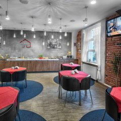 Отель Aparts Bed & Breakfast гостиничный бар