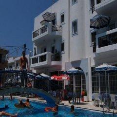 Отель Sevi Sun Apartments I Греция, Кос - отзывы, цены и фото номеров - забронировать отель Sevi Sun Apartments I онлайн бассейн фото 3