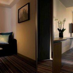 Отель Pullman London St Pancras Великобритания, Лондон - 1 отзыв об отеле, цены и фото номеров - забронировать отель Pullman London St Pancras онлайн удобства в номере фото 2