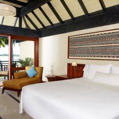 Отель The Westin Denarau Island Resort & Spa, Fiji Фиджи, Вити-Леву - отзывы, цены и фото номеров - забронировать отель The Westin Denarau Island Resort & Spa, Fiji онлайн комната для гостей фото 4