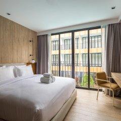 Отель Craftsman Bangkok Бангкок комната для гостей