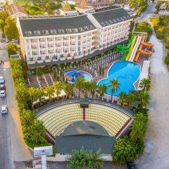 Hane Garden Hotel Сиде фото 3