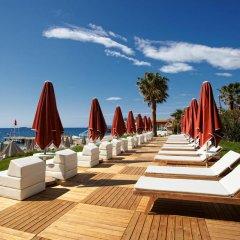 Отель Marti Myra пляж фото 2