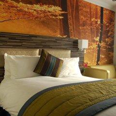 Отель Diamond Lodge Hotel Manchester Великобритания, Манчестер - отзывы, цены и фото номеров - забронировать отель Diamond Lodge Hotel Manchester онлайн комната для гостей фото 5