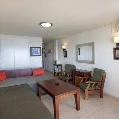 Отель Apartamentos Jabega Испания, Фуэнхирола - отзывы, цены и фото номеров - забронировать отель Apartamentos Jabega онлайн комната для гостей фото 4