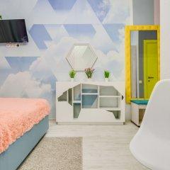 Гостиница Гуд Лак Центральный комната для гостей фото 2