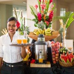 Отель Grand Pacific Hotel Фиджи, Сува - отзывы, цены и фото номеров - забронировать отель Grand Pacific Hotel онлайн питание фото 3