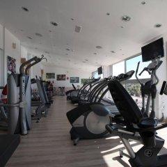 Pambos Napa Rocks Hotel - Adults Only фитнесс-зал
