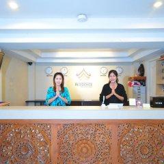 Отель Bs Residence Suvarnabhumi Бангкок интерьер отеля фото 3