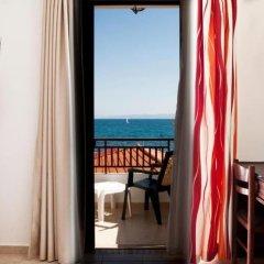 Отель Laza Beach Inn Греция, Агистри - отзывы, цены и фото номеров - забронировать отель Laza Beach Inn онлайн балкон