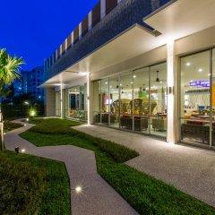 Отель Ramada by Wyndham Phuket Deevana Patong вид на фасад фото 2