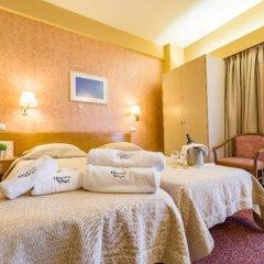 Отель Queen Olga Греция, Салоники - отзывы, цены и фото номеров - забронировать отель Queen Olga онлайн комната для гостей фото 3