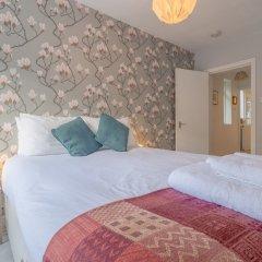 Отель Bright 1 Bedroom Flat in Finsbury Park Великобритания, Лондон - отзывы, цены и фото номеров - забронировать отель Bright 1 Bedroom Flat in Finsbury Park онлайн комната для гостей фото 2