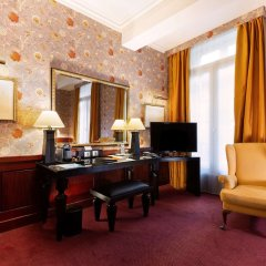 Отель Grand Hôtel de l'Opéra Франция, Тулуза - отзывы, цены и фото номеров - забронировать отель Grand Hôtel de l'Opéra онлайн удобства в номере фото 2