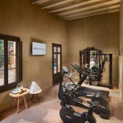 Отель H10 Casa Mimosa фитнесс-зал фото 2
