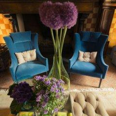 Отель L'Albereta, Relais & Chateaux интерьер отеля фото 3