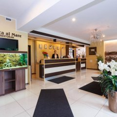 Hotel Rocca al Mare интерьер отеля фото 3