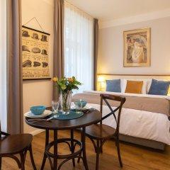 Отель SeNo 6 Apartments Чехия, Прага - отзывы, цены и фото номеров - забронировать отель SeNo 6 Apartments онлайн комната для гостей фото 3