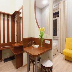 Апартаменты Веста Стандартный номер с двуспальной кроватью фото 19