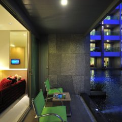 Отель The Kee Resort & Spa 4* Стандартный номер с различными типами кроватей фото 20