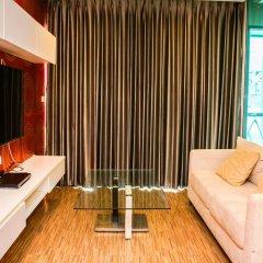 Апартаменты Sixty Six Pattaya Beach Road Apartment Паттайя спа