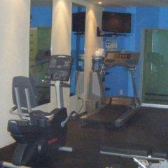 Hotel Victoria Ejecutivo фитнесс-зал