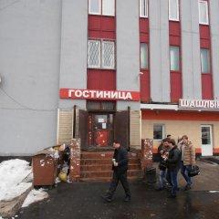 Mini Hotel Third Floor Москва парковка