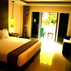 Отель Thanthip Beach Resort комната для гостей фото 4