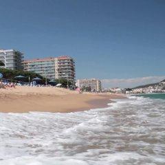 Hotel Blaumar пляж фото 2
