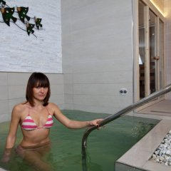 Отель Villa Del Mare Римини бассейн фото 3