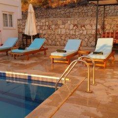 Kalkan Village Турция, Патара - отзывы, цены и фото номеров - забронировать отель Kalkan Village онлайн бассейн