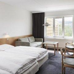Отель Vejle Center Hotel Дания, Вайле - отзывы, цены и фото номеров - забронировать отель Vejle Center Hotel онлайн комната для гостей фото 2