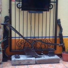 Отель Casa Vilasanta Мексика, Гвадалахара - отзывы, цены и фото номеров - забронировать отель Casa Vilasanta онлайн интерьер отеля фото 2
