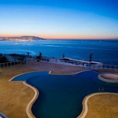 Отель Farah Tanger Марокко, Танжер - отзывы, цены и фото номеров - забронировать отель Farah Tanger онлайн бассейн фото 3