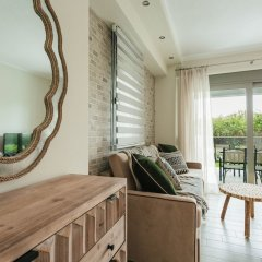 Отель Enastron Греция, Пефкохори - отзывы, цены и фото номеров - забронировать отель Enastron онлайн комната для гостей фото 4