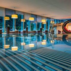 Отель Christiania Hotels & Spa Швейцария, Церматт - отзывы, цены и фото номеров - забронировать отель Christiania Hotels & Spa онлайн фитнесс-зал