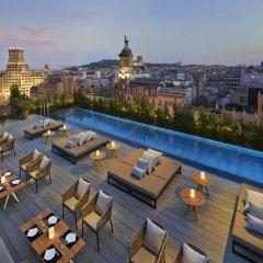 Отель Mandarin Oriental Barcelona питание