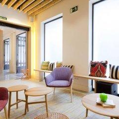 Отель SLEEP'N Atocha Испания, Мадрид - 2 отзыва об отеле, цены и фото номеров - забронировать отель SLEEP'N Atocha онлайн интерьер отеля фото 2