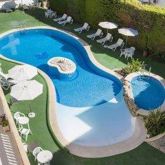 Отель Apartamentos Sa Torre Каньямель бассейн