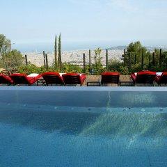 Отель Gran Hotel La Florida Испания, Барселона - 2 отзыва об отеле, цены и фото номеров - забронировать отель Gran Hotel La Florida онлайн пляж