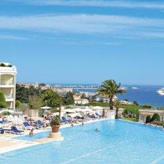 Отель Pierre & Vacances Residence Cannes Villa Francia Франция, Канны - отзывы, цены и фото номеров - забронировать отель Pierre & Vacances Residence Cannes Villa Francia онлайн бассейн фото 2