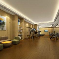 Golden Eagle Summit Hotel Yancheng фитнесс-зал