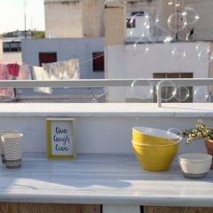 Отель Live In Athens Acropolis Suites Афины балкон