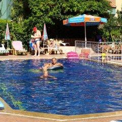 Imparator Турция, Олудениз - 6 отзывов об отеле, цены и фото номеров - забронировать отель Imparator онлайн бассейн