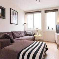 Отель Nieuwezijds Apartments Нидерланды, Амстердам - отзывы, цены и фото номеров - забронировать отель Nieuwezijds Apartments онлайн комната для гостей фото 4