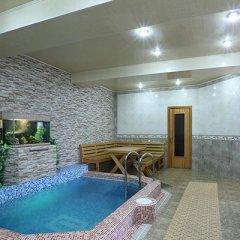 Отель Олимпия(Джермук) бассейн