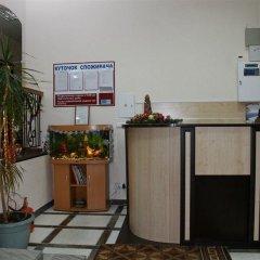Ekos Osvity St. Hotel интерьер отеля