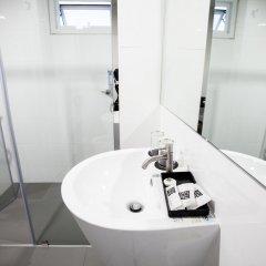 Отель Cubic Pratunam ванная