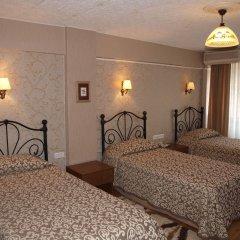 Hotel Nezih Istanbul комната для гостей фото 2